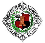 Official Worcester St John's Cycling Club Badge